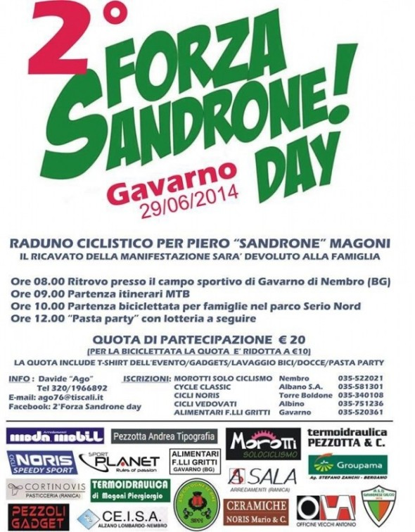 Forza Sandrone Day